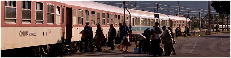 Auf den Spuren des Orient-Express