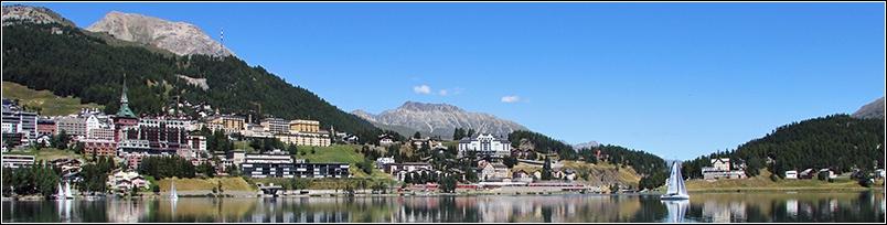 Luxus-Auszeit in St. Moritz